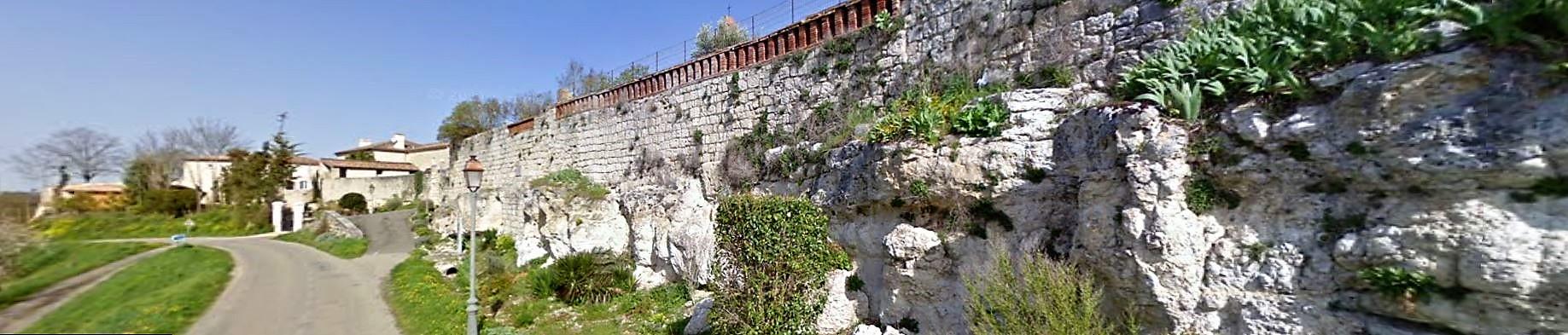Maubec Remparts
